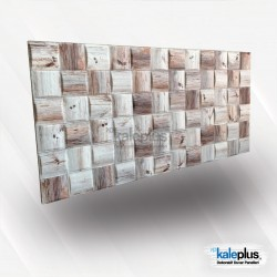 Hasır Duvar Paneli 100 X 50 CM HSR - 2