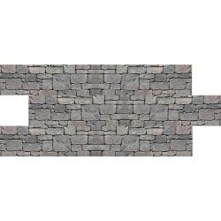 Taş Desenli Strafor Duvar Paneli | WALL - 728