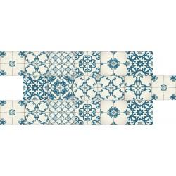 Seramik Karo Desenli Strafor Duvar Paneli | WALL - 737