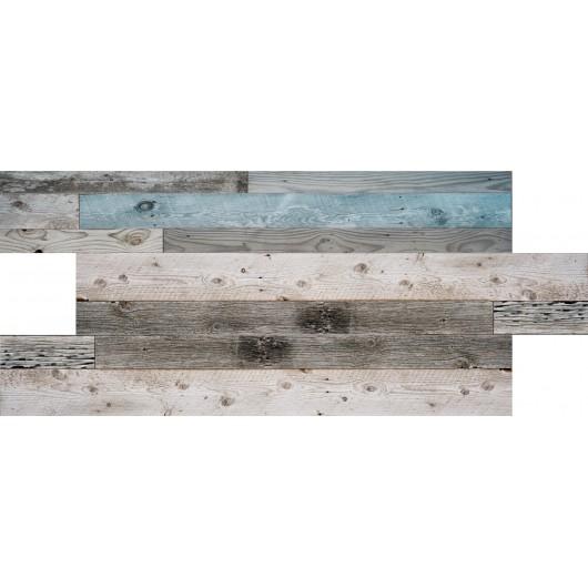 Tahta Desenli Strafor Duvar Paneli   WALL - 746